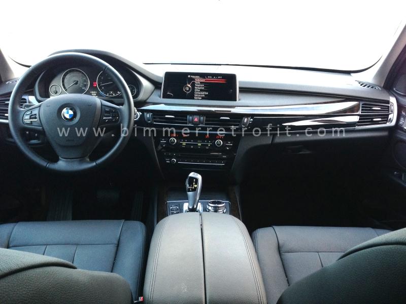 Bimmer Retrofit: NBT and NBT EVO Retrofit <<< - BMW X5 and
