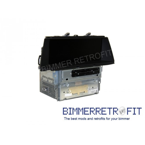 F01, F02, F03 CIC NAVIGATION SYSTEM RETROFIT