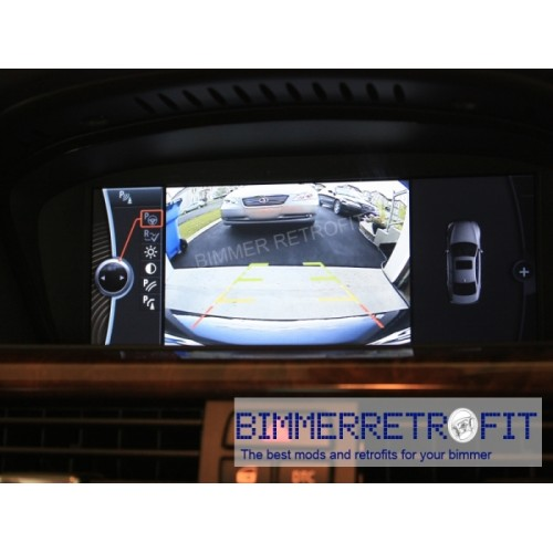 REAR VIEW CAMERA RETROFIT ***Self-coding***