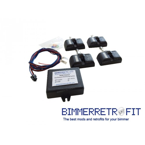 Tpms Tire Pressure Monitoring System Retrofit