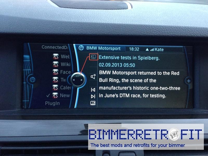 Gt Gt Gt Bimmerretrofit Combox Media And Connected Drive 6nr Retrofits And More